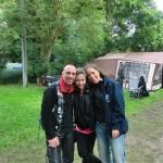 Gerhard, Christine, Katja